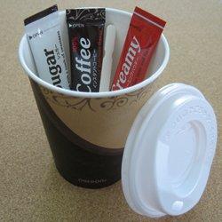 画像1: オベロンカップコーヒー [1カップ]10個入