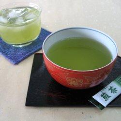 画像1: 高級パウダー煎茶 25本入