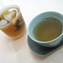 画像1: 高級パウダー烏龍茶 25本入